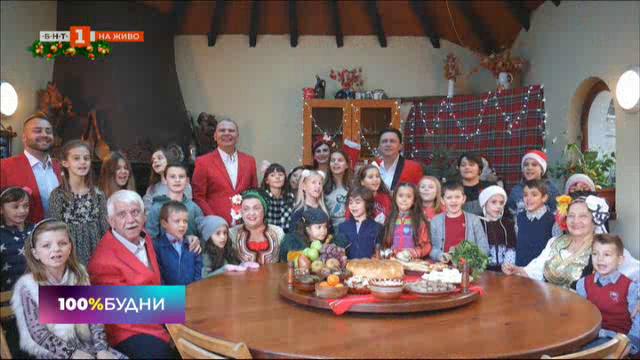 Нова коледна песен на Мими Иванова и Развигор Попов