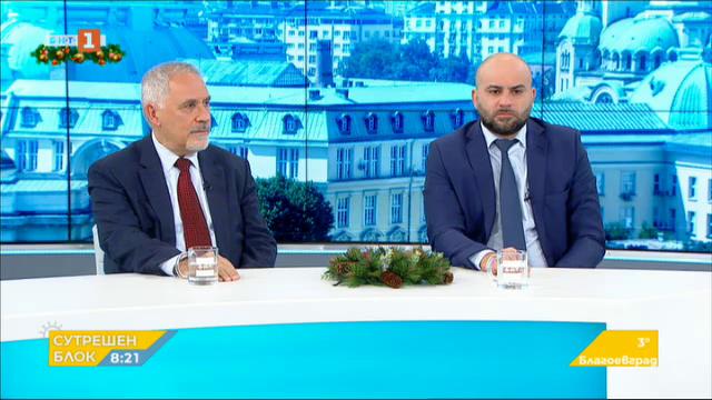 Актуалните политически теми от седмицата - Любомир Кючуков и Мартин Табаков