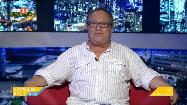 Георги Мамалев гостува в БНТ на 60