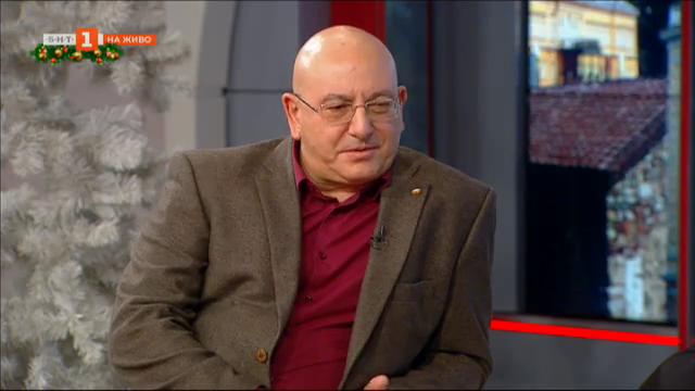 В борба с корупцията - разговор с Емил Димитров - Ревизоро