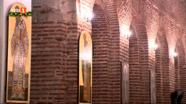 Храм Света София - минало и бъдеще