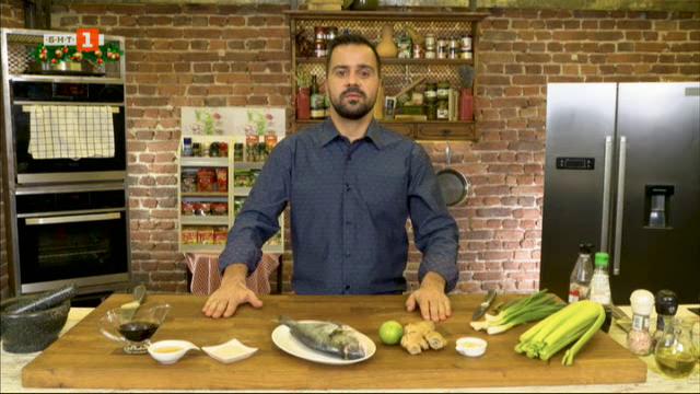 Две предложения за ястия с риба - с цяла ципура и с маринован шаран