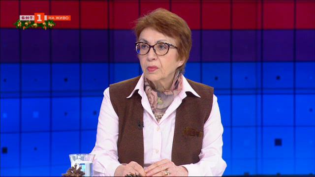 Мерки за чист въздух - Евдокия Манева, бивш министър на околната среда и водите
