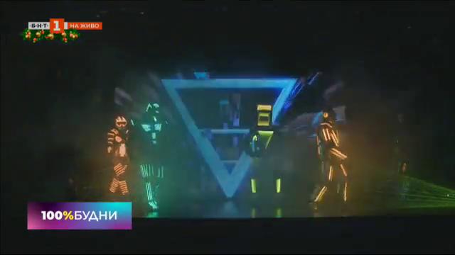 Витроникс измерение и танцуващи роботи