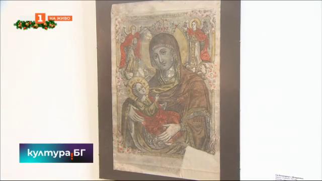Възрожденски щампи разкриват православното християнско изкуство