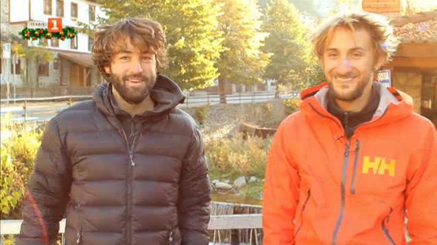 Кирил и Матей в търсене на фолклорни музиканти