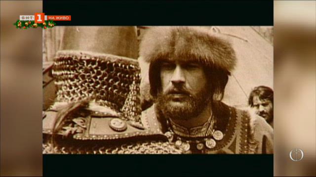 Да пресъздадеш образа на Царя-Покръстител - архивно интервю със Стефан Данаилов