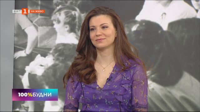 Телепатичната връзка между влюбените с новата песен на Венета Стоилова