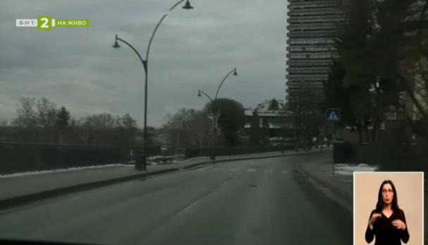 Актуална информация след снеговалежа в Русенско