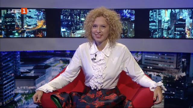 Силвия Лулчева и Богдан Томов в БНТ на 60