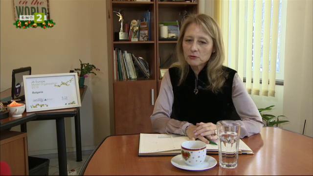 Милена Стойчева - създател на успешни предприемачи от  ранна детска възраст