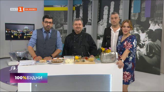Кои са традиционните за руската нова година храни?
