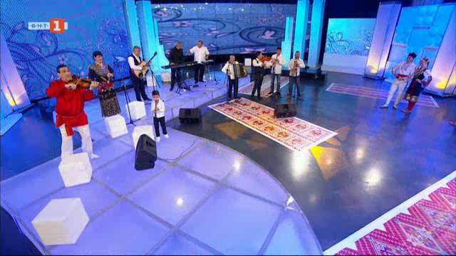 Цигуларят Венци Такев и оркестър Златни струни