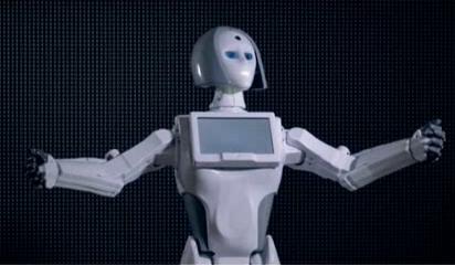 Роботът Папи - новият служител в адвокатска кантора