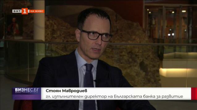 Стоян Мавродиев представя конкурентните предимства на България