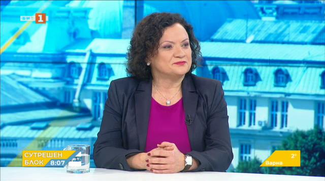 Ивелина Василева: ВиК секторът е недофинансиран