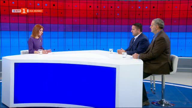 Георги Харизанов и Михаил Мирчев за предстоящия вот на недоверие
