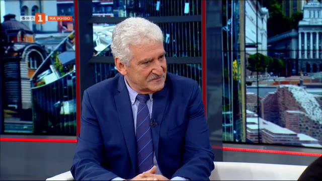Водната криза и последствията - Красимир Велчев от ГЕРБ
