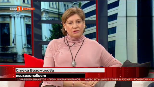 След убийството в Галиче - анализ на Стела Богомилова