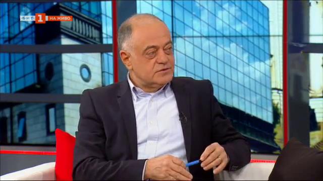 Ген. Атанасов: В парламента нямат интерес да падне това правителство