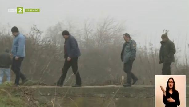 20-километрова дига край Дунав се руши