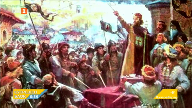 Докторантка от ВТУ доказва, че въстанието на Асен и Петър е избухнало по-късно