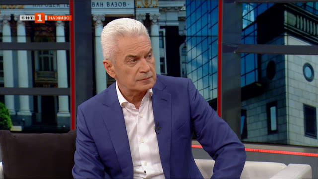 Волен Сидеров: БСП иска вот, за който не са подготвени