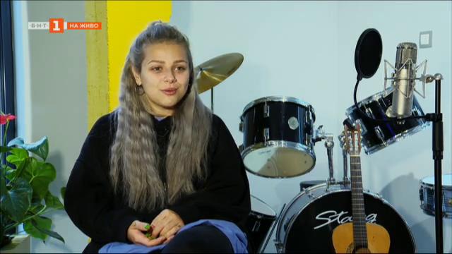 По пътя към Евровизия - Виктория Георгиева на музикални лагери