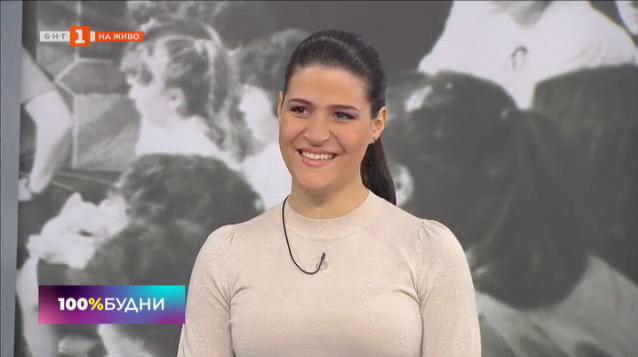 """Мина Пенкова от """"5-те сезона"""" с новата си песен"""
