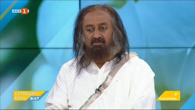 По пътя на духовните практики с Шри Шри Рави Шанкар