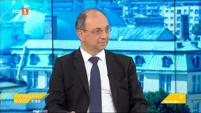 Пътят към еврозоната - коментар на Николай Василев
