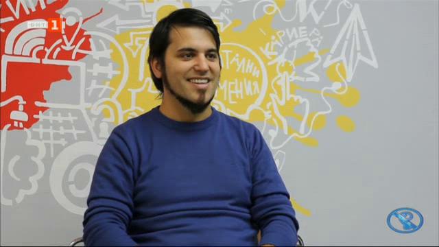 Александър Иванов - влогър и активист от глухата общност