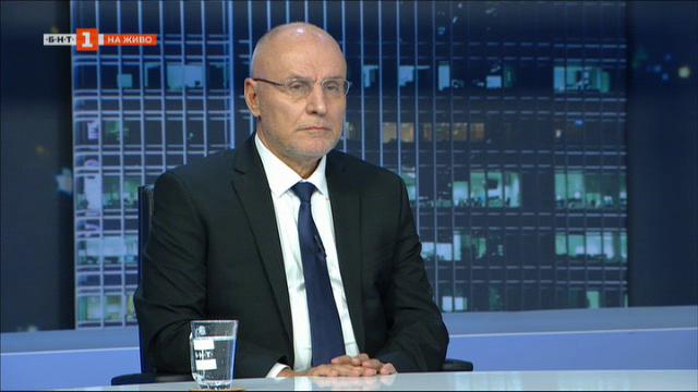 Пътят към еврото - управителят на БНБ Димитър Радев в Панорама