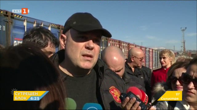 Иван Гешев за президента