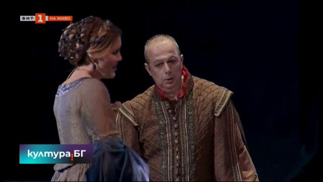 Владимир Стоянов гостува в ролята на Риголето в Софийската опера и балет