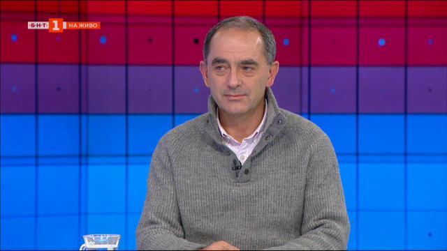 Мартин Заимов: Трябва абсолютно ясно и категорично да стоим зад твърдите пари