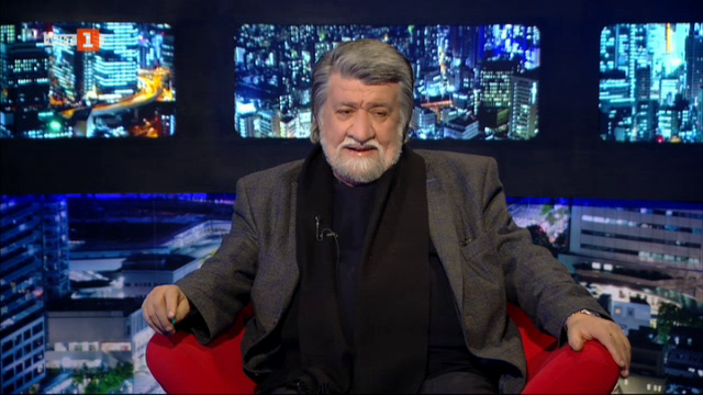 Вежди Рашидов гостува в БНТ на 60