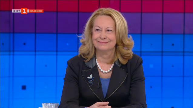 Ирена Илиева: Борбата с корупцията се води многопластово