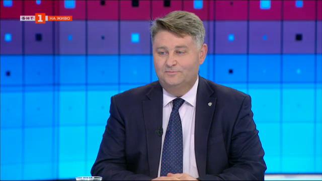 Обвинение на прицел - Евгени Иванов, председател на Асоциацията на прокурорите