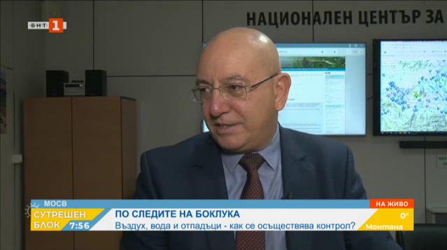 """Емил Димитров: """"Стомана"""" и ТЕЦ Перник са точили незаконно вода"""
