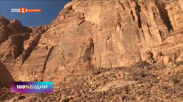 Вълшебният керван из червените пясъци на Уади Рум