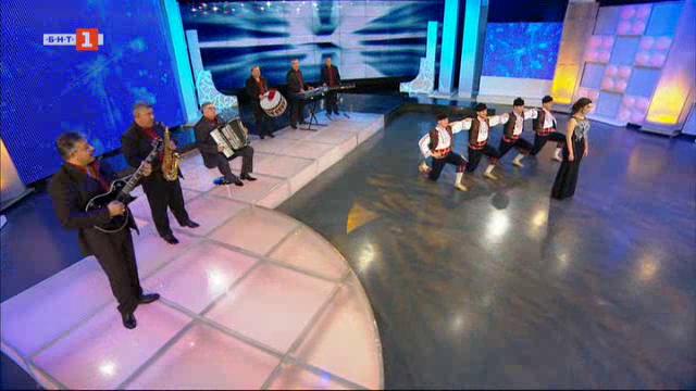 """Оркестър """"Видин"""" и танцова школа """"В Шоплука"""""""
