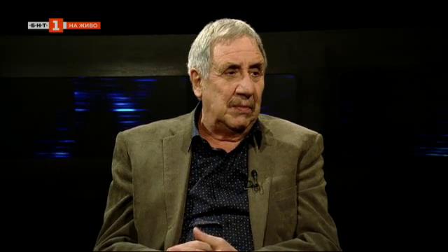 Марин Янев: За актьора е важно любопитството навътре в човека