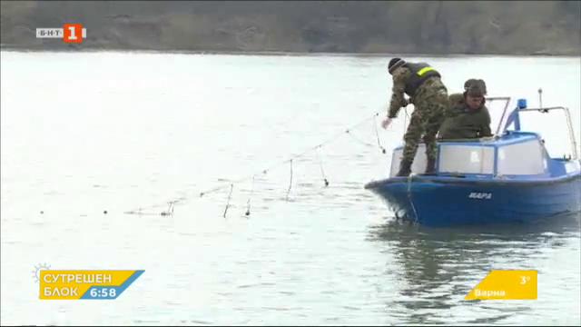 Акция срещу незаконен риболов в Дунав