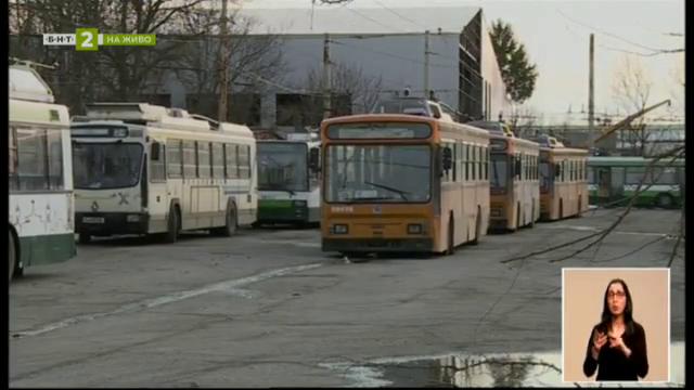 Може ли Русе да остане без обществен еко транспорт?