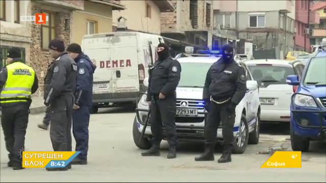 Пряко: полицейска акция в ромската махала на Благоевград