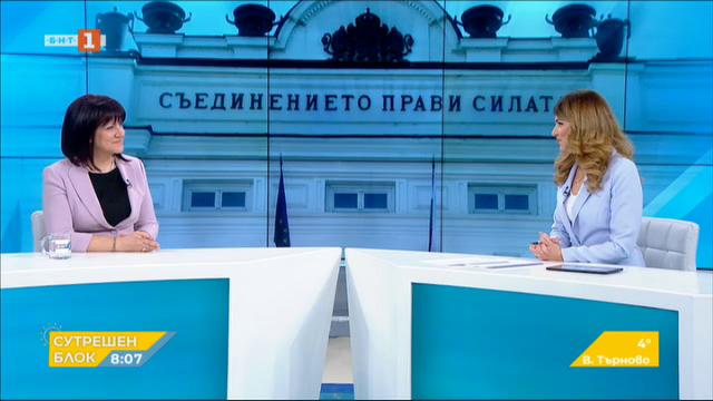На какво прилича българският политически разговор - Цвета Караянчева в студиото