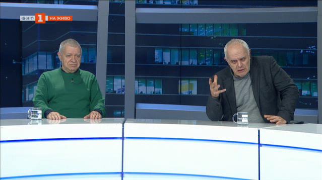 Точка на кипене – проф. Михаил Константинов и Андрей Райчев