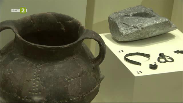 Резултатите от археологическата година в експозиция
