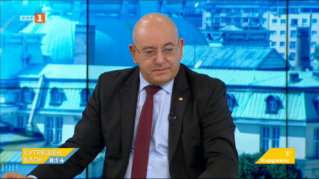 Министър Емил Димитров: Не ми е приятно да оставам без кадри